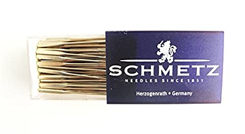 Schmetz Universal Machine Needles - Box of 100 Needles Size 80/12 by Schmetz