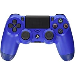 Sony - Dualshock 4 V2 Mando Inalámbrico, Color Azul (Wave ...