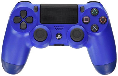 Sony - Dualshock 4 V2 Mando Inalámbrico, Color Azul...