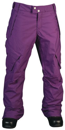 Nitro Snowboards Damen Hose SO Quiet, Purple, XS