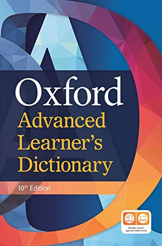 Oxford Advanced Learner's Dictionary Hardback (with 1 year's access to both Premium Online and App)