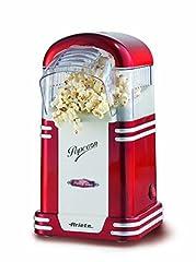 Idea Regalo - Ariete 2954 - popcorn poppers (1100 W, 160 x 220 x 300 mm, 1 kg)
