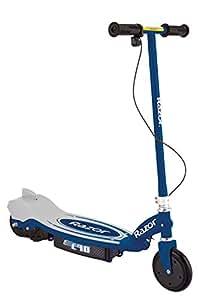Razor – E90 – Patinette Electrique pour Enfant – Bleu – 79x35,5x84cm (import Royaume-Uni)