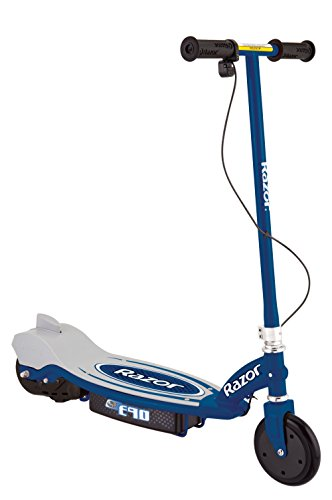 Razor  e90 electric patinete azul