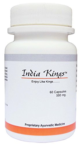 India Kings 60 Caps Improve Sexual Health, Maximum time