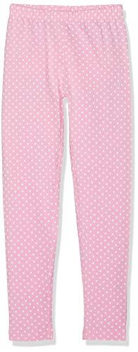 SALT AND PEPPER Mädchen Leggins Friend Allover Leggings, per Pack Pink (Rose Melange 815), 128 -