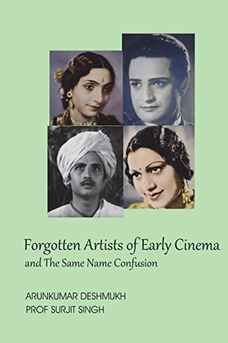 Forgotten Artists of Early Cinema: And the Same Name Confusion