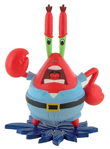 SpongeBob Figure Crab (Comansi 99096)