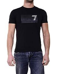 b3b1d0bb7d6 Emporio Armani EA7 T Shirt 6xpt94 - Pj20z 1100 Blanc