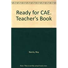 Ready for CAE. Teacher's Book