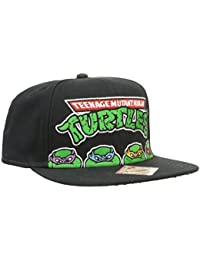 Casquette 'Teenage Mutant Ninja Turtles' - Visages Tortues