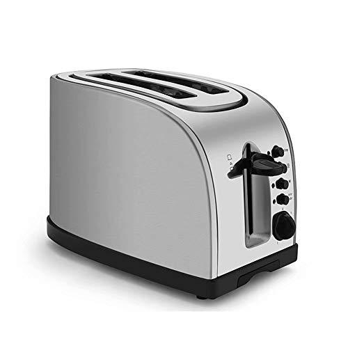 Toaster 2 Slice Home Multifunktions-Automatik-Edelstahl 7 Modi der Bräunungssteuerung...