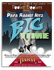 papa-rabbit-hits-the-big-time-with-dvd-by-daryl-trick