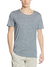 Selected Men's Shhpimadave Mel.Deep SS O-Neck Tee Noos T-Shirt