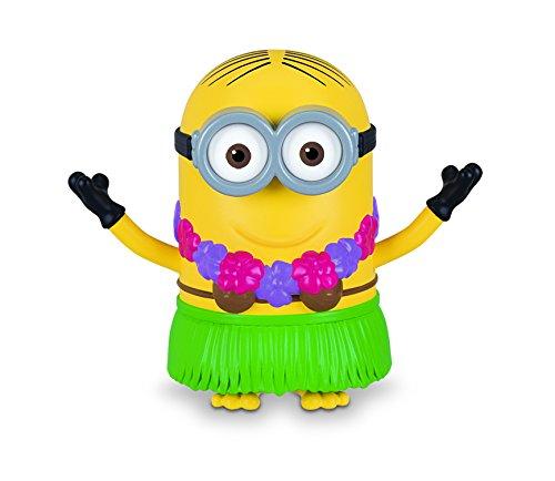 Kostüm Minion Despicable Mädchen Me - MTW Toys 20131 - Aufziehfigur Minion Hula Dave, ca. 9 cm