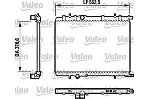 Valeo 732892 Radiateur, refroidissement du moteur
