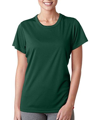 UltraClub Damen T-Shirt Grün