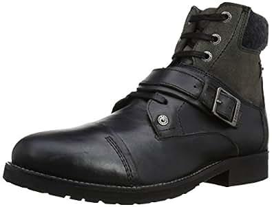 Kaporal Clyde Boots homme - Gris (Grey)  41 EU 7.5 UK