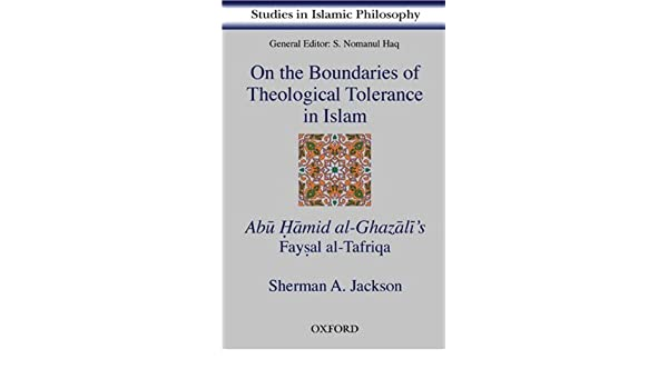 AlGhazalis Philosophical Theology