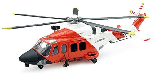 """NewRay 25613 - Modellhubschrauber \""""Augusta AW139 U.S. Coast Guard\"""" 1:48"""