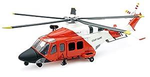 BUYLLOON HOME NewRay 25613 - Sky Piloto AgustaWestland AW 139 de la Guardia Costera, Escala 1:43, Die Cast
