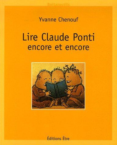 Lire Claude Ponti
