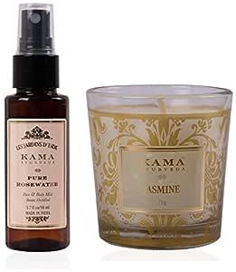 Kama Ayurveda Pure Rose Water