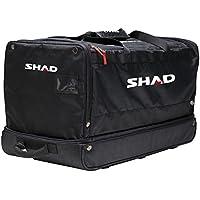 Shad X0SB110 Bolsa de Piloto, Negro