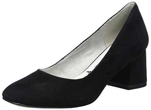 Tamaris Damen 22401 Pumps Schwarz (Black 001)
