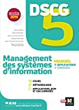 DSCG 5 - Management des systèmes d'information - Manuel et applications...