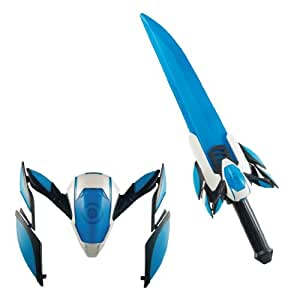 Max Steel – Interactive Schwert von Stahl (Mattel bct40