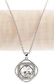 Swarovski Women's Pendant Necklace - 503