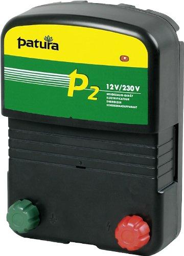 P2, Batterien Weidezaun-Kombigerät, 230V/12V - 147210