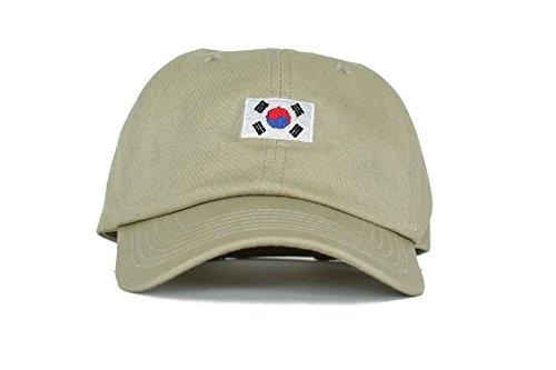 Sassy Pippi Unisex BigBang GD's Seoul Korea 88 Olympics Snapback Baseball Cap (Taegukgi(Korea Flag))