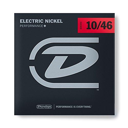 Dunlop DL STR DEN 010/046 Nickel Plated Steel Satz 010-46 medium