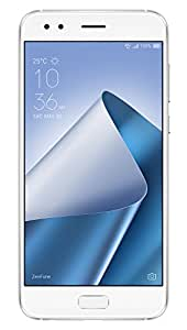 "ASUS ZenFone 4 ZE554KL-6B011WW 5.5"" Dual SIM 4G 4GB 64GB 3300mAh White - Smartphones (14 cm (5.5""), 4 GB, 64 GB, 12 MP, Android, White)"