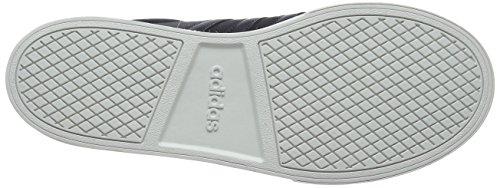 adidas Herren Vs Set Mid Gymnastikschuhe Grau (Carbon S18/carbon S18/collegiate Burgundy)
