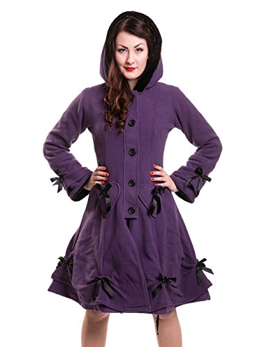 ALICE COAT Poizen Industries viola
