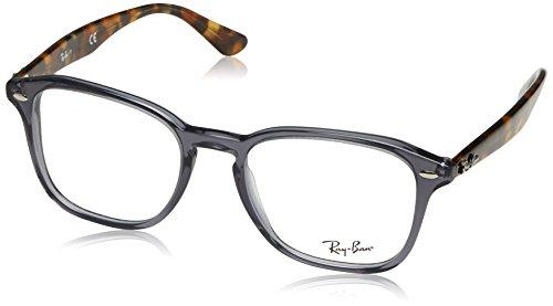 Ray-Ban Unisex-Erwachsene Brillengestell 0rx 5352 5629 52, Grau (Opal Grey)