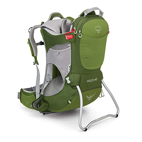 Osprey Poco AG Unisex Hiking Child Carrier Pack - Ivy Green (O/S)