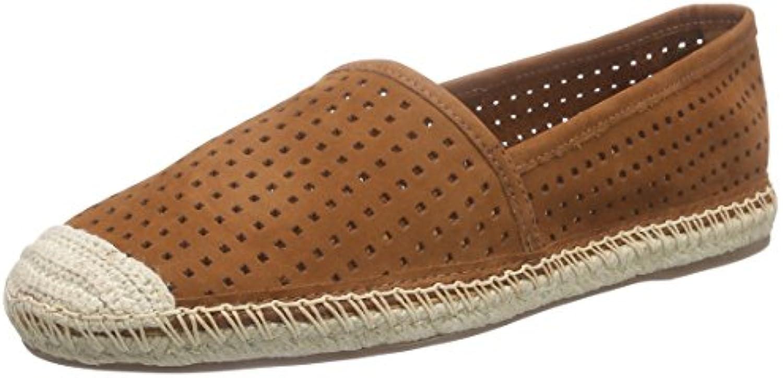 Buffalo 125515 Nobuck Damen Espadrilles 2018 Letztes Modell  Mode Schuhe Billig Online-Verkauf