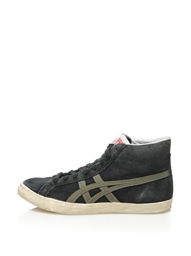 Onitsuka Tiger  Fabre Bl-L Vin,  Damen Sneakers Black