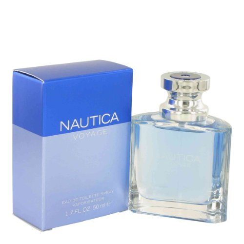 Nautica Voyage By Nautica For Men. Eau De Toilette Spray 1.7 oz
