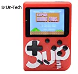 UnTech SUP 400 in 1 Classical Retro Games Box 3.0 Inches TFT Screen