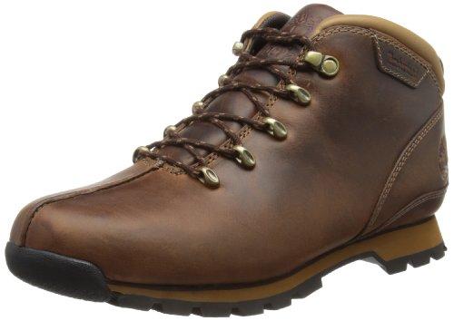 Timberland SplitRock FTB_Splitrock Hiker 6212R, Herren Kurzschaftstiefel Braun (Tortoiseshell Roughcut Smooth)
