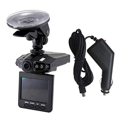 Tree-on-Life 2,5 Zoll HD Auto LED DVR Road Dash Videokamera Recorder Camcorder LCD 270 ° Park Recorder CMOS Senser Hochgeschwindigkeitsaufnahme 30fps Echtzeit-dvr
