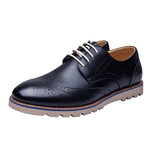 Chaussures de ville mocassins homme Noir