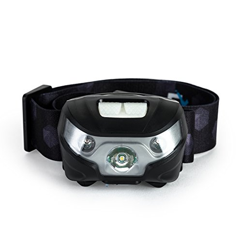 41Nf50Auo%2BL. SS500  - Head Torch LED Headlight Super Bright Premium USB Rechargeable Headlamp with Waterproof Design - Whi