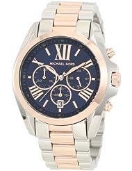Michael Kors MK5606 - Reloj unisex, correa de acero inoxidable