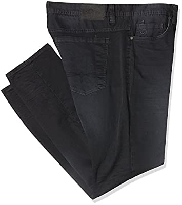 s.Oliver Big Size Men's 15.609.71.3695 Jeans